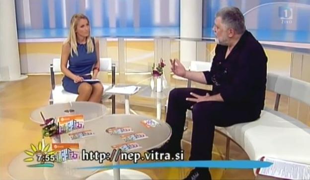 Kliknite za ogled oddaje